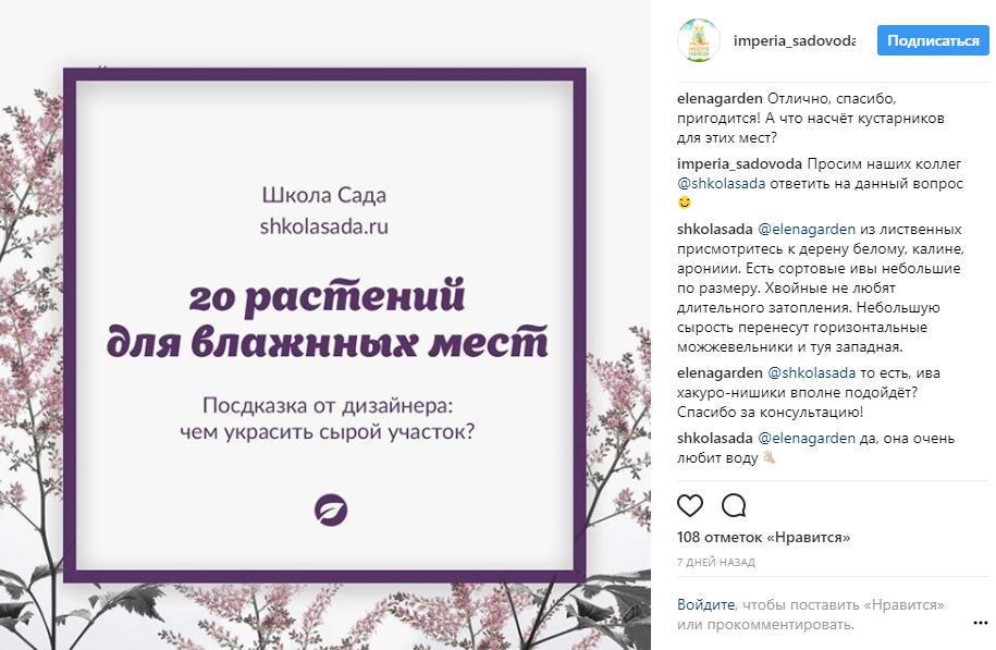 Проведение конкурсов в Instagram